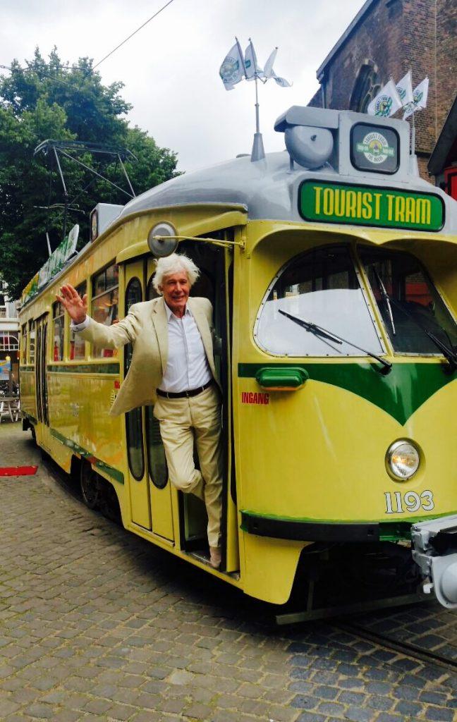 TouristTram - Den Haag - Paul van Vliet