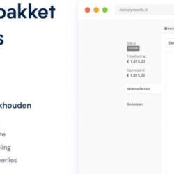 MoneyMonk review online boekhouden
