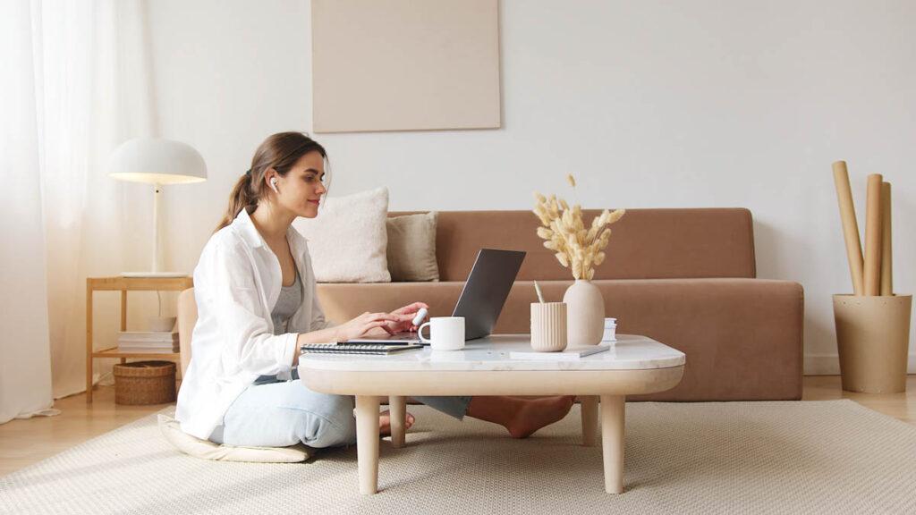 Tips om thuiswerken leuker te maken en te houden